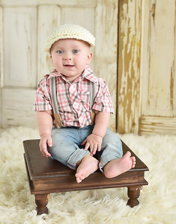 45e8c1d1815 16 Colors Toddler Boy Hat Baby Boy Hat Irish Newsboy Hat