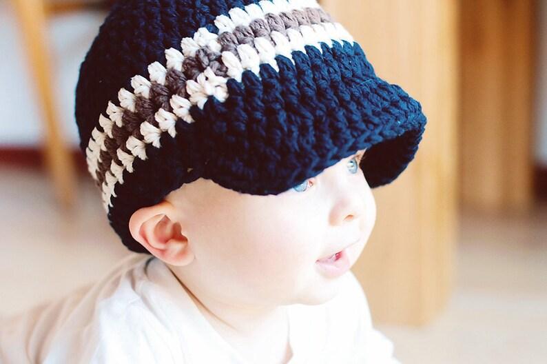 c96c565aa4e33 9 Sizes Boys Hat Baby Hat Baby Boy Hat Toddler Hat Toddler Boy