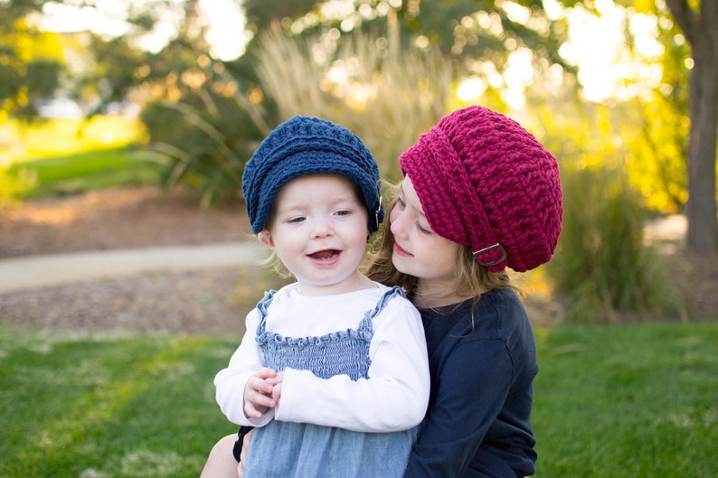 99ca264396f 32 Colors Newsboy Hat Baby Toddler Girl Boy Kid s Child