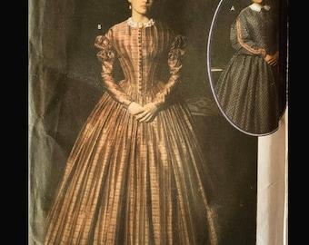 Antebellum Civil War Crocheted Morning Cap Pattern 1857