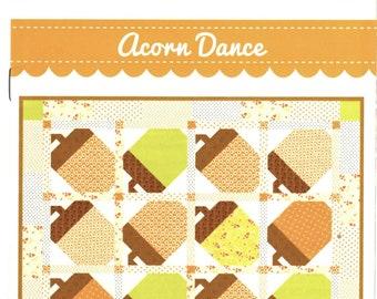 Acorn Dance pattern by Fig Tree Quilts (FTQ 1162)
