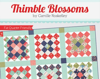 Good Morning Quilt Pattern by Thimble Blossoms (TB 233) - Fat Quarter Friendly!