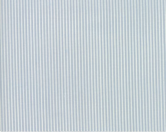 Sweet Tea Stripe in Splash by Sweetwater for Moda Fabrics - (5726-12) - Fat Quarter