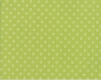 Smitten (55172 16) Green Little Darling Dot Bonnie & Camille