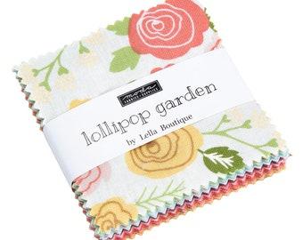 Lollipop Garden Mini Charm Pack by Lella Boutique - 5080MC