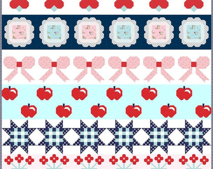 Sweet & Simple Quilt Kit Featuring Simple Goodness by Tasha Noel for Riley Blake Designs (KT0136)