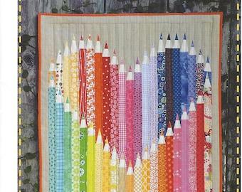 Kelli Fannin - Color Outside the Lines Quilt Pattern