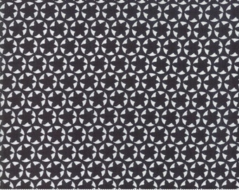 The Print Shop Black Watermark Yardage by Sweetwater for Moda Fabrics  (5743 33) - Cut Options Available