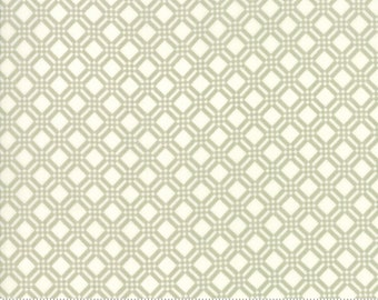 Early Bird Gray Check by Bonnie & Camille for Moda Fabrics (55193 14) - Cut Options Available