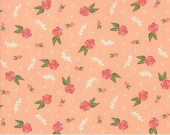 Clover Hollow Peachy Dreamy by Sherri and Chelsi for Moda Fabrics (37552 15)