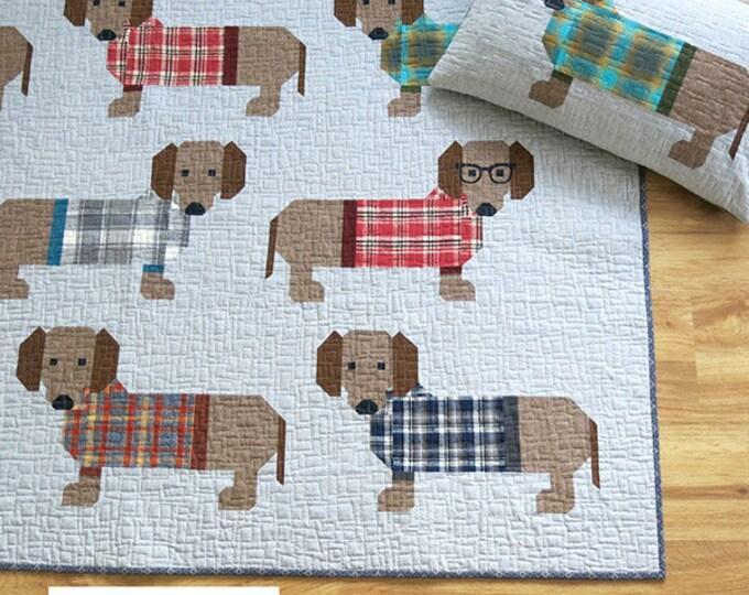 Dogs in Sweaters - Pattern by Elizabeth Hartman (EH 034)