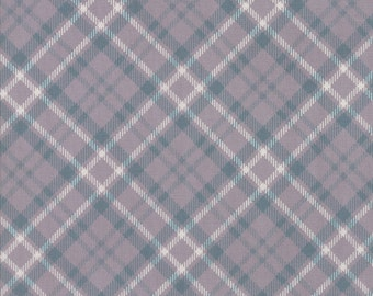 Treehouse Club (5635 15) Picnic Plaid Cloudy by Sweetwater