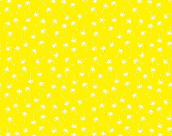 Sugar Put the Lime in the Coconut in Yellow (C6324-Yellow) - by Simple Simon & C0. - SALE - Clearance Fabric
