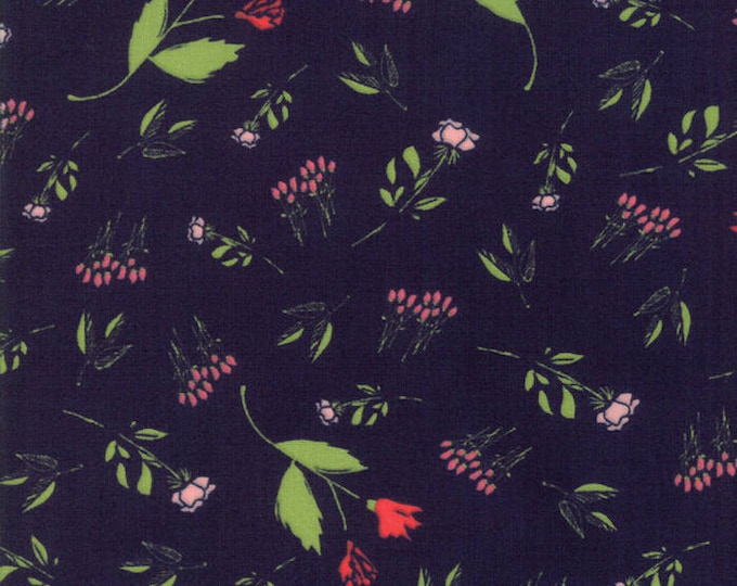 The Front Porch (37541 17) Navy Rose Bed by Sherri and Chelsi