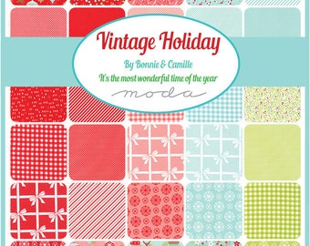 Vintage Holiday Yard bundle by Bonnie and Camille -  Complete set