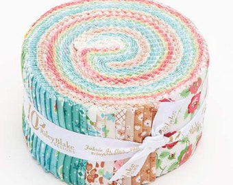 Granny Chic Rolie Polie  by Lori Holt for Riley Blake Designs - Lori Holt Granny Chic Jelly Roll- RP-8510-40