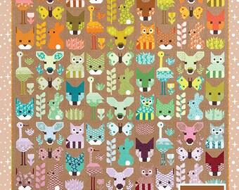 Delightful Desert A Pattern by Elizabeth Hartman  (EH-039)