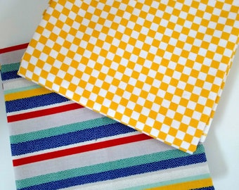 SALE!!!  On Our Way by Riley Blake, (2) 1/2 yd cuts
