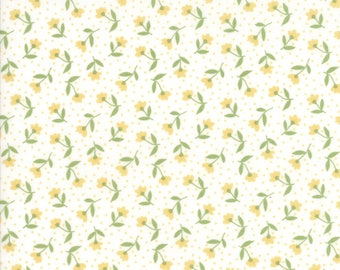 Farmers Daughter (5051 21) Yellow Vanilla Bloom Toss by Lella Boutique