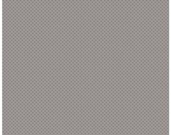 Kisses Tone on Tone Gray (C210) - Riley Blake Designs