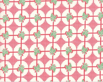 Sweet Christmas - Presents - Peppermint (31157 22) Urban Chiks Sweet Christmas for Moda - Quilting Fabric - Cut Options Available