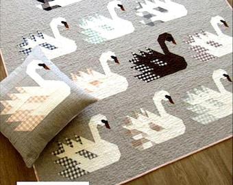Swan Island - Pattern by Elizabeth Hartman (EH 042)