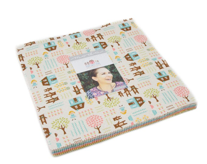 Home Sweet Home by Stacy Iest Hsu (20570LC) - Layer Cake