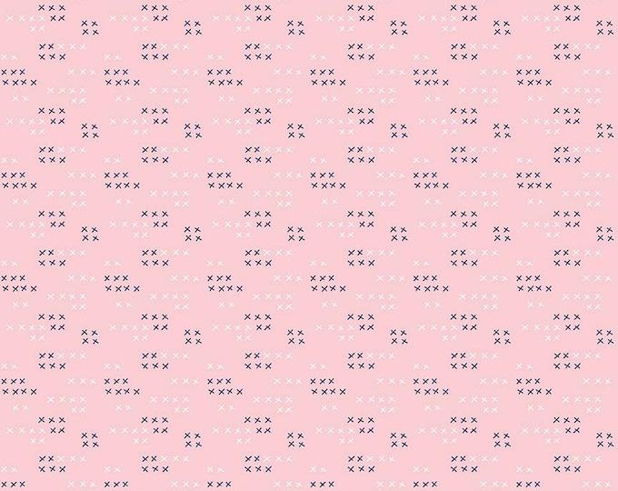 Simple Goodness Pink X's by Tasha Noel  (C7937-PINK)