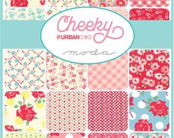 PREORDER: Cheeky by Urban Chiks - Half Yard Bundle - Complete Set