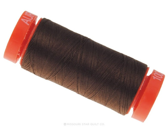 MK50 1285 - Aurifil Medium Bark Cotton Thread