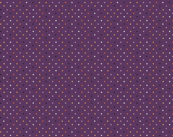 Fab-Boo-Lous Diamonds - Purple (C8176 PURPLE) SALE Fab-boo-lous by Dani Mogstad for Riley Blake Designs - Halloween Fabric