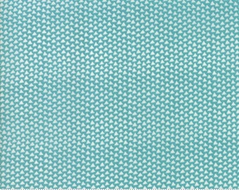 Sunday Supper (5658 21) Teal Napkins by Sweetwater