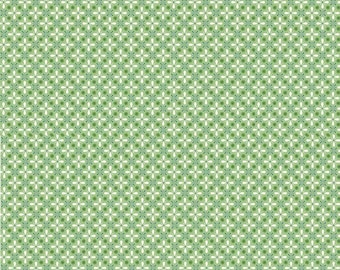 Farm Girl Vintage Vintage Green by Lori Holt (Bee in My Bonnet) (C7879-GREEN)