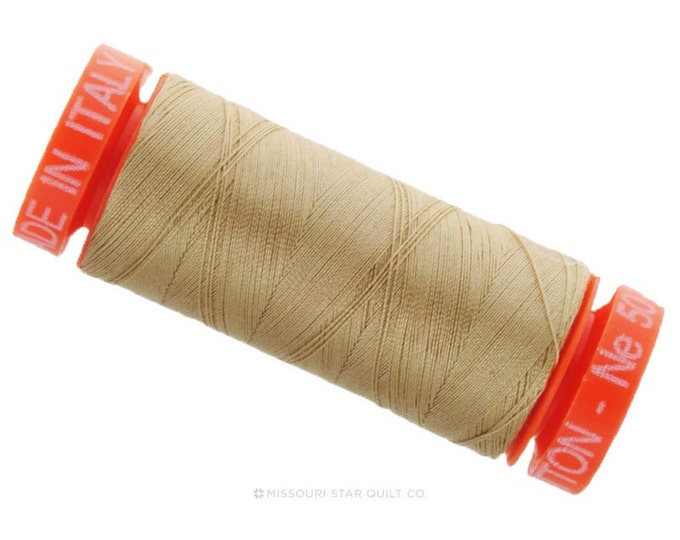 MK50 2326 - Aurifil Sand Cotton Thread