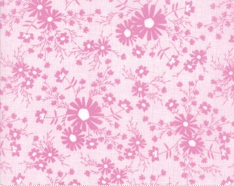 Sunnyside Up Meadow Orchid (Pink) by Corey Yoder (Little Miss Shabby) for Moda (29054 19)