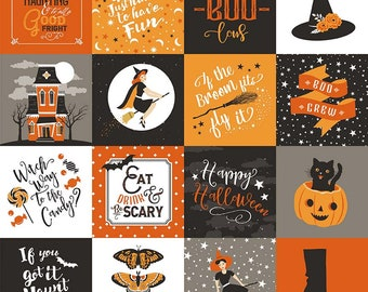 Halloween Fabric/Precuts