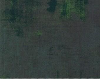 Kringle Claus - Grunge - Juniper - (30150 512) - BasicGrey Kringle Claus for Moda Fabrics -  Cotton Quilting Fabric - Kringle Klaus