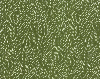 Gingiber Merriment Fur - Holly (48277 13) for Moda Fabrics - Cut Options Available