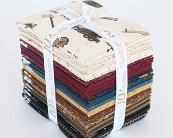 Lumberjack Aaron Fat Quarter Bundle for Riley Blake Designs - FQ Bundle - Precut Fabric - 30 FQs