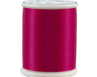 646 Hot Pink - Bottom Line 1,420 yd spool by Superior Threads