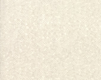 Bramble Cream Hatches by Gingiber for Moda Fabrics (48288 11)