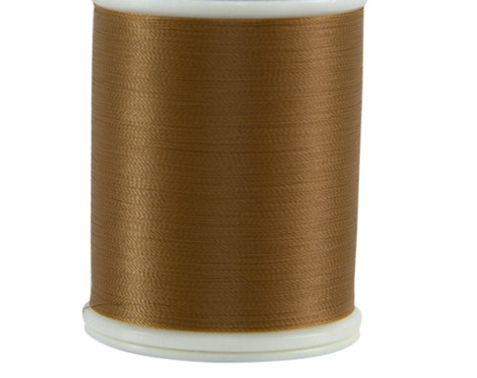 618 Medium Brown - Bottom Line 1,420 yd spool by Superior Threads