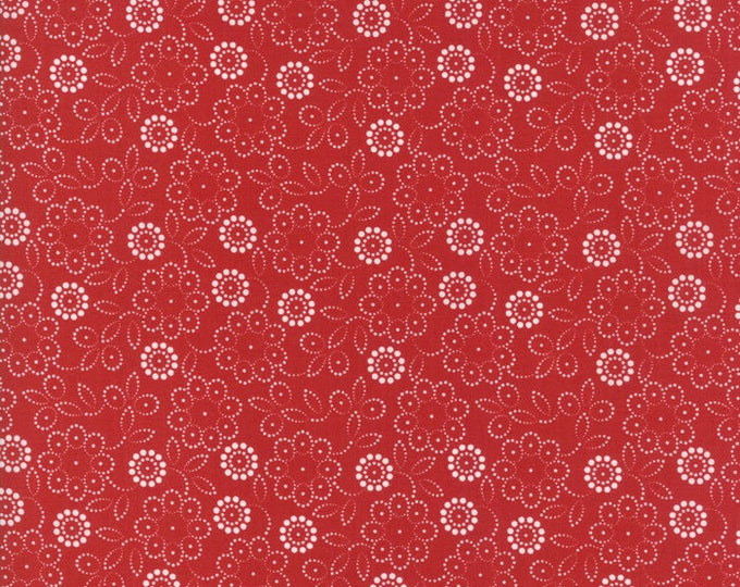 Project Red (5684 21) Red Dot Flower by Sweetwater