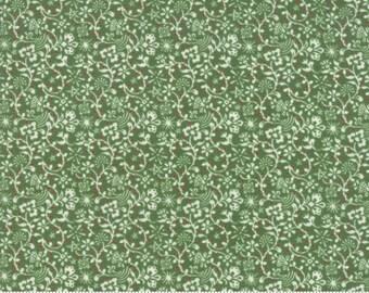 Kringle Claus - Prancer - Holly - (30595 15) - BasicGrey Kringle Claus for Moda Fabrics -  Cotton Quilting Fabric - Kringle Klaus
