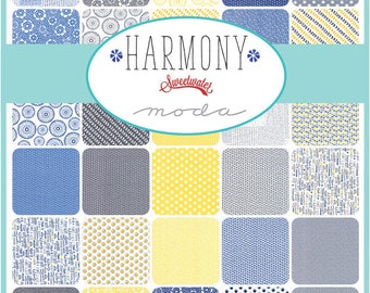 Harmony by Sweetwater - Half Yard Bundle - Complete Set