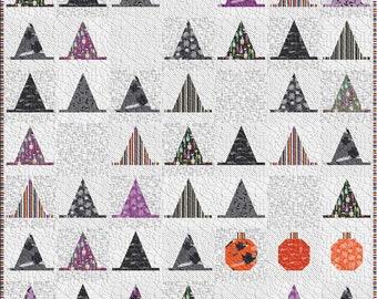 Halloween Haberdashery Kit by Melissa Mortensen for Riley Blake