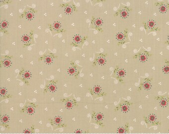 Walkabout Shadow Dainty Blooms (37564-19) by Sherri and Chelsi for Moda Fabrics