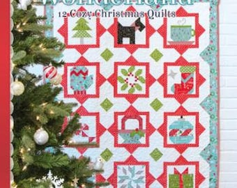 Winter Wonderland By Sherri Falls of This and That Pattern Company