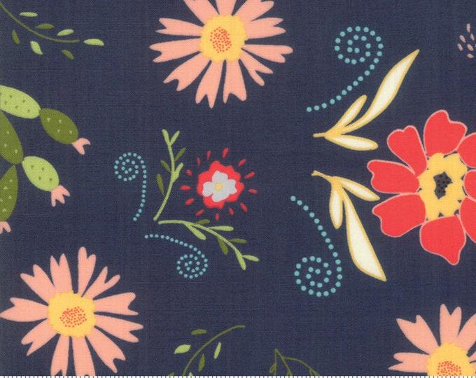 Walkabout Night Sky Desert Garden (37560 18) by Sherri and Chelsi for Moda Fabrics