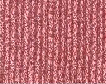 The Print Shop Red Half Tone Yardage by Sweetwater for Moda Fabrics  (5746 121) - Cut Options Available